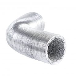 Aluminium Ducting 5M Flexible Foil Ventilation