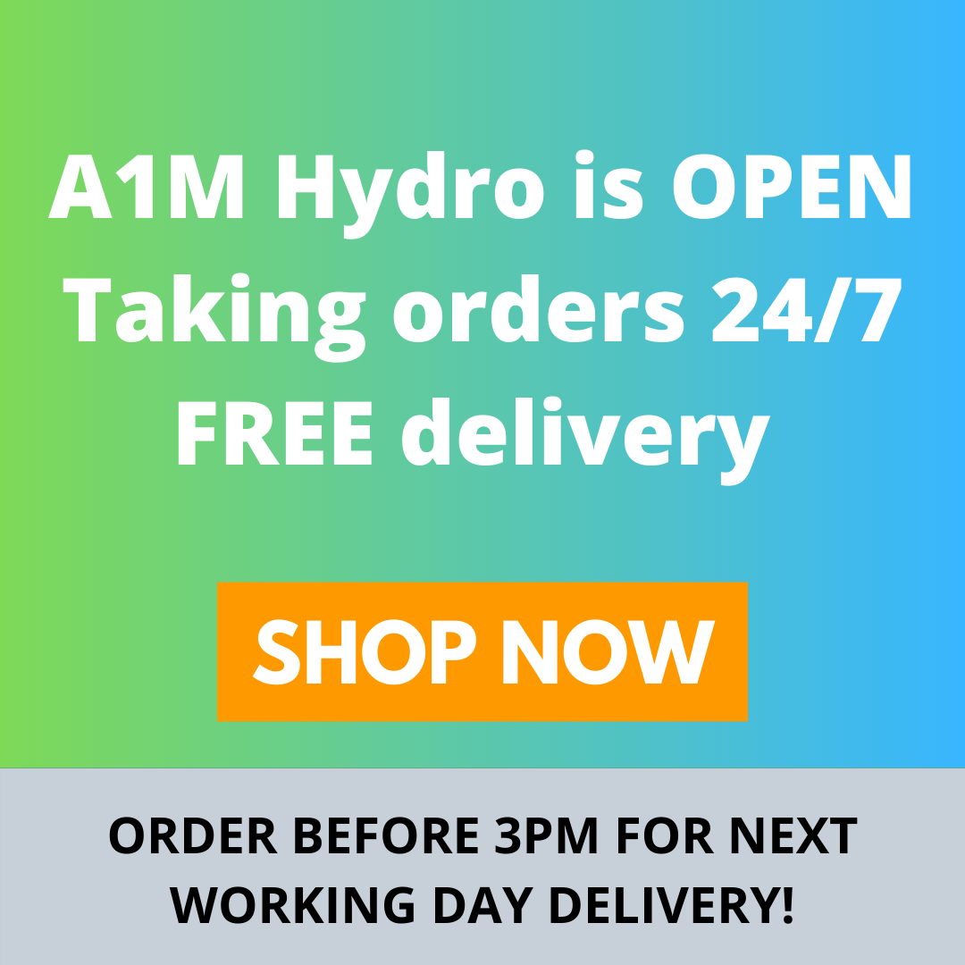 A1M Hydro - Your Local Hydroponics Store